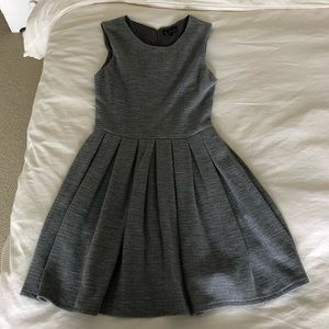 Aritzia Talula Grey Dress